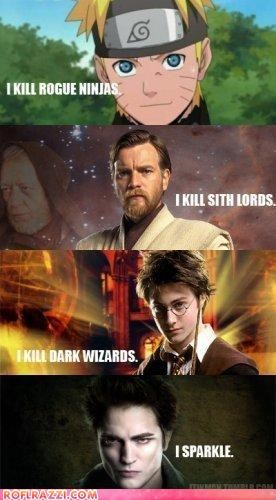 comic,funny,Hall of Fame,Harry Potter,sci fi,star wars,twilight