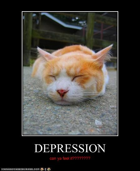DEPRESSION can ya feel it????????