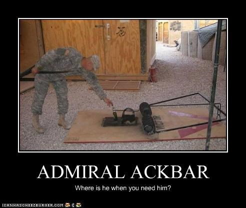admiral ackbar demotivational funny Hall of Fame lolz military soldier star wars