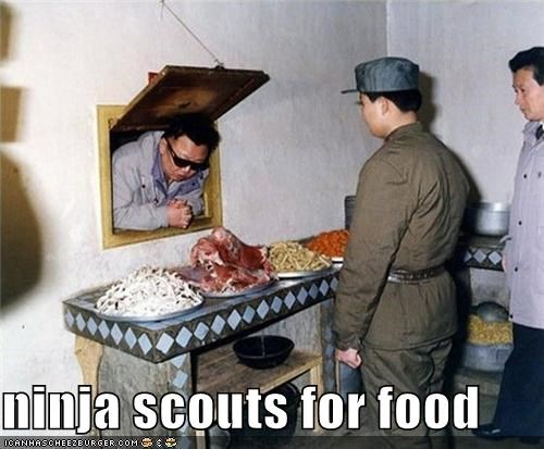 funny Kim Jong-Il lolz North Korea - 4198285568