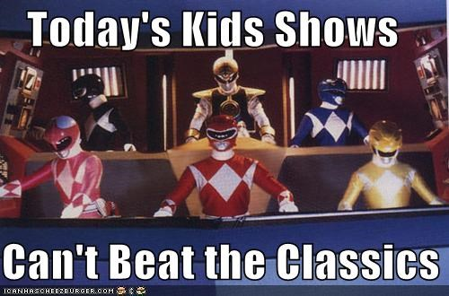 funny lolz Mighty Morphin Power Rangers TV - 4198614528