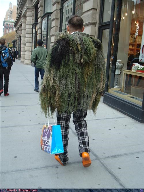 eww jacket pants swampthing
