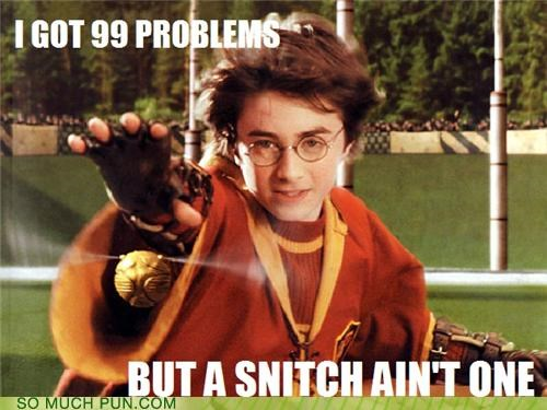 99 problems brush your shoulders off empire state of mind Harry Potter Jay Z lyric lyrics quidditch rhyming single snitch song Songs the-rulers-back - 4200860160