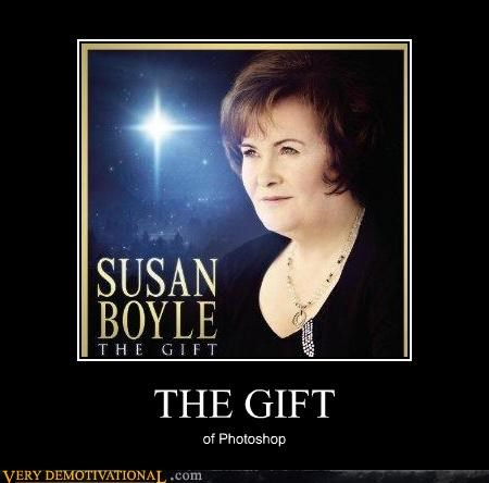 computers lol Mean People photoshop shopped susan boyle - 4202332672