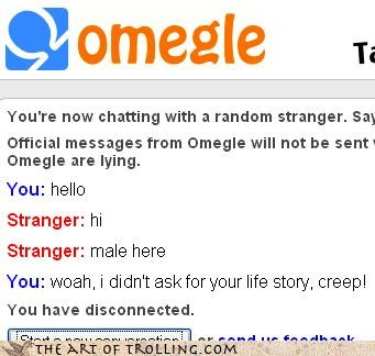 creep,life story,okay okay,spare me,TMI