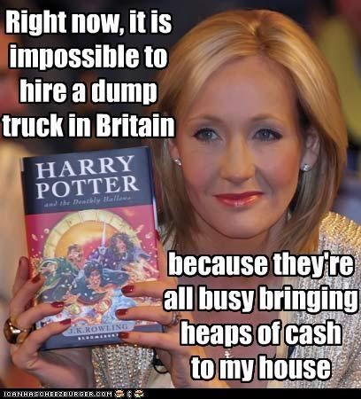 funny Harry Potter j-k-rowling lolz sci fi - 4203088384