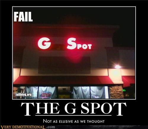 FAIL female anatomy g spot lol sex bits sign store - 4205057280