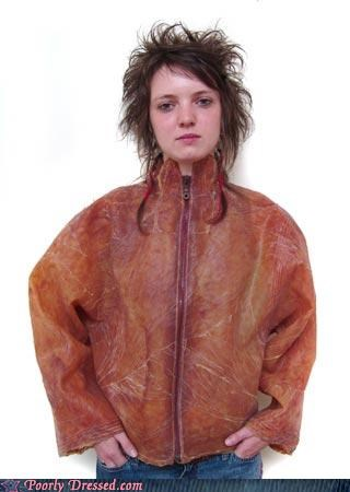 leather meat scary skin - 4206893312