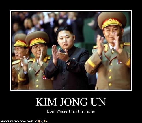 KIM JONG UN Even Worse Than His Father