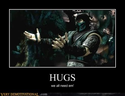 hugs,lol,Mortal Kombat,ninja,reptile,true dat