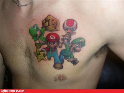 nerdiness,nintendo,video games