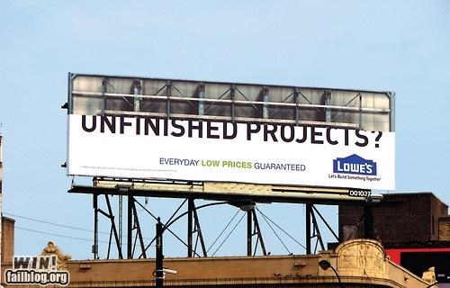advertisement billboard clever - 4212621568