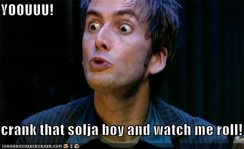 actor celeb David Tennant funny sci fi - 4212647936