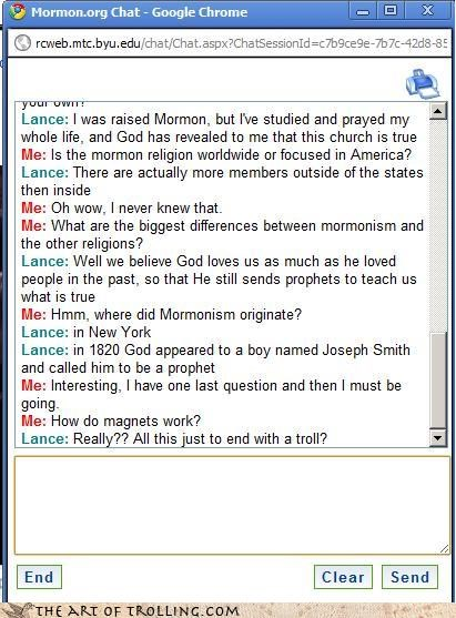 all this discussion magnets mormons pretty original joke™ really - 4213179648