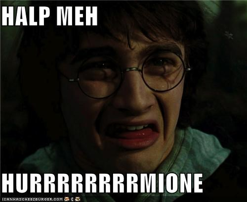 Daniel Radcliffe,disgusted,Harry Potter,hermione,movies,Movies and Telederp