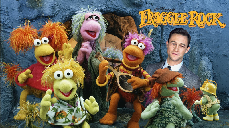 muppets hbo jim henson Joseph Gordon-Levitt fraggle rock - 421381