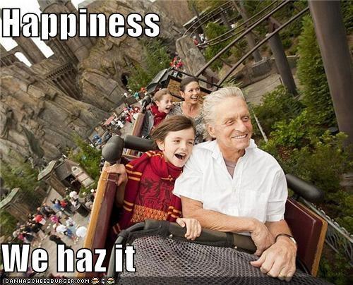 Happiness We haz it