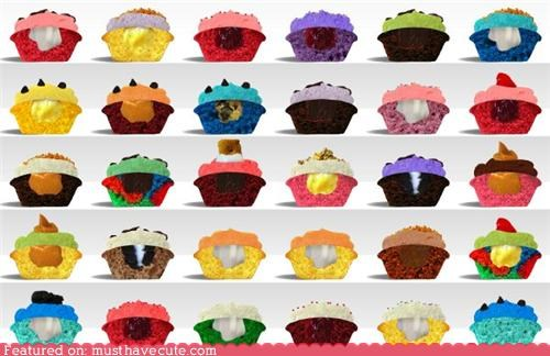 baked by melissa,create your own cupcakes,customized cupcakes,cute-kawaii-stuff,procrastinating