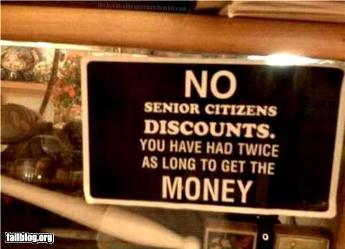 failboat money oddly specific old restaurants senior discount - 4214136576