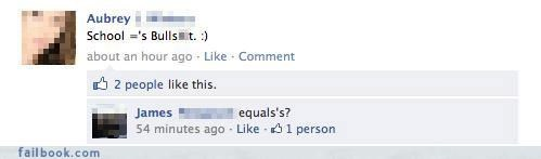 Equalses?