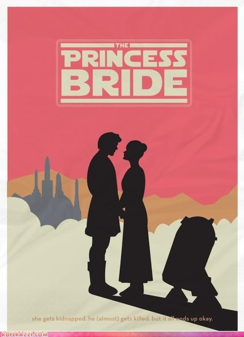 art,cool hand luke,empire of the sun,Hall of Fame,mashup,princess bride,retro,sci fi,star wars