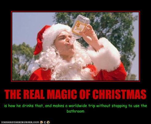 billy bob thornton christmas demotivational funny holiday lolz - 4217996288