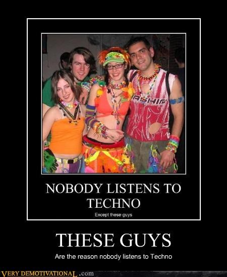 THESE GUYS Are the reason nobody listens to Techno
