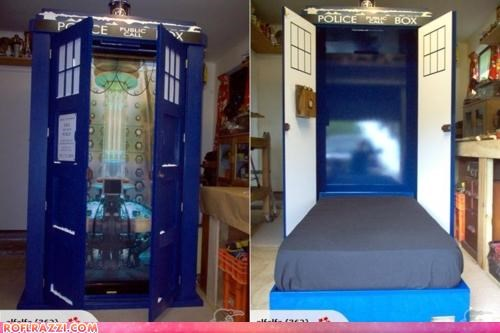 art cool doctor who Hall of Fame sci fi tardis - 4219435008