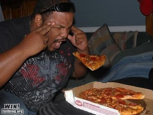 food magic pizza telepathy - 4219516672