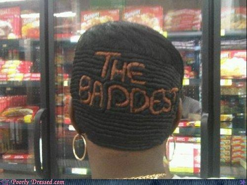 baddest hair weave weird wtf - 4220040192