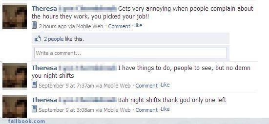facepalm,make your own fail,really,status updates