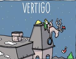 christmas illustrations alfred hitchcock web comics - 4220933