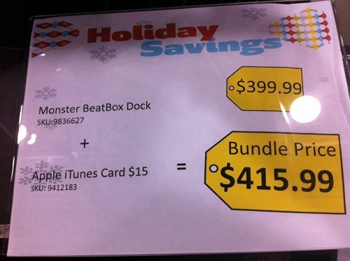 best buy,FAIL,iTunes,math,price,what