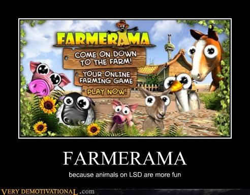 animals drugs farmers Farmville Videogames wtf - 4222371584
