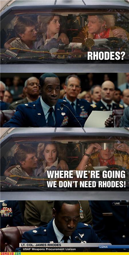 NO, RHODES!