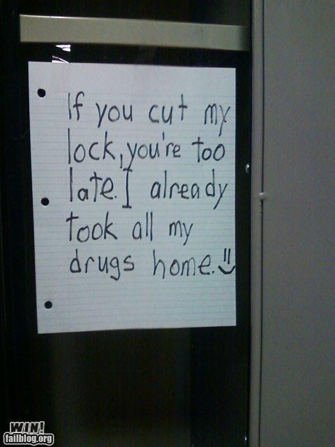 drugs notes school - 4222898432