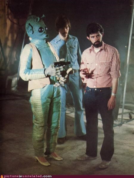 greedo,rodian,shoes,star wars,wtf