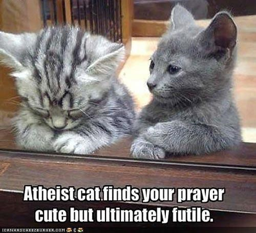 atheism atheist caption captioned Hall of Fame prayer praying religion