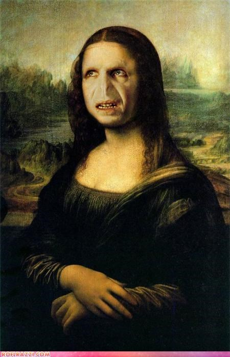 art funny Hall of Fame Harry Potter mona lisa sci fi shoop voldemort - 4224076288