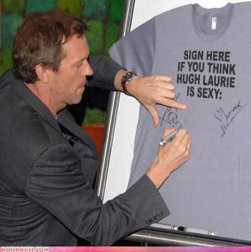 actor funny Hall of Fame hugh laurie - 4224257792