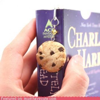 accessory bookmark cookies plastic scented - 4226771456