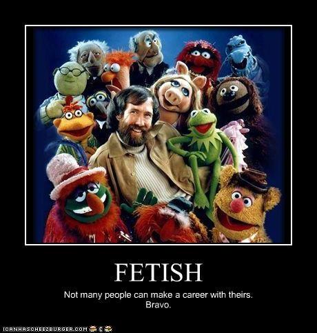 demotivational funny jim henson lolz muppets - 4227898368