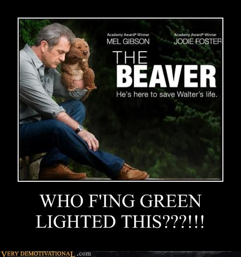 awesome jodie foster mel gibson movie of the year sad but true The Beaver