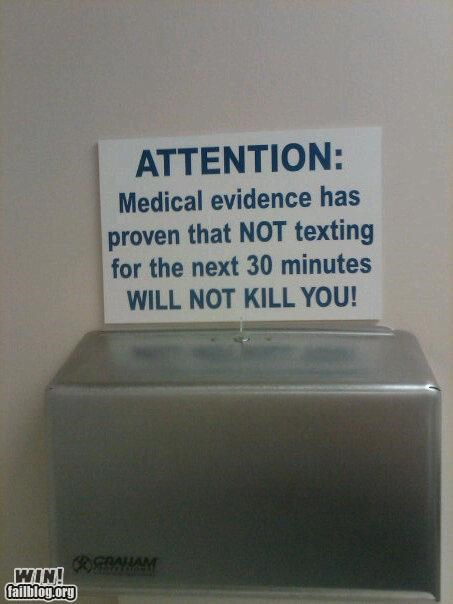 awesome at work,cell phones,signs,technology