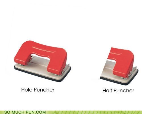completion fractions half hole hole puncher homophone puncher sixteenth whole - 4230328064