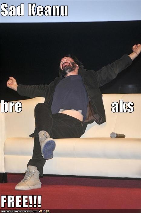 actor celeb funny keanu reeves lolz meme sad keanu - 4230997504