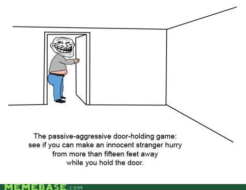 passive agressive tricks troll face trolly - 4231009536