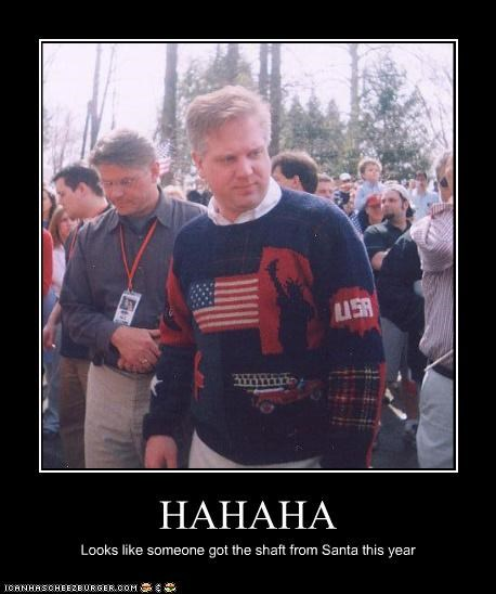 demotivational funny glenn beck lolz - 4231798272