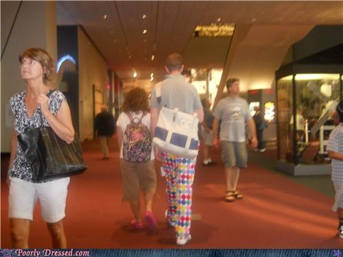 colorful,mall,pants,polka dots,wtf