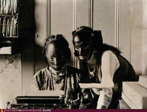 internet leather masks trolls vintage wtf - 4232556288